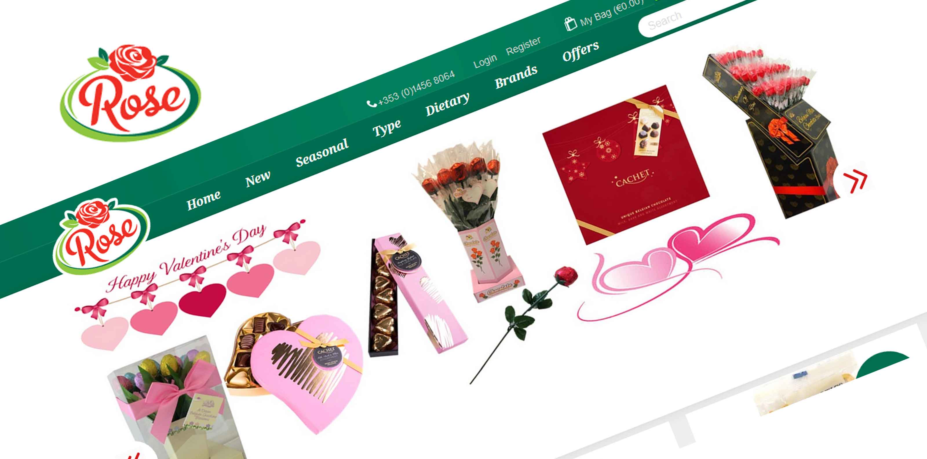 Rose Confectionery…
